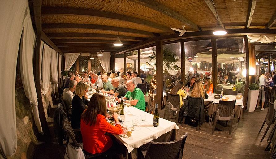 Il giardino ristorante ancona hotel della vittoria hotel